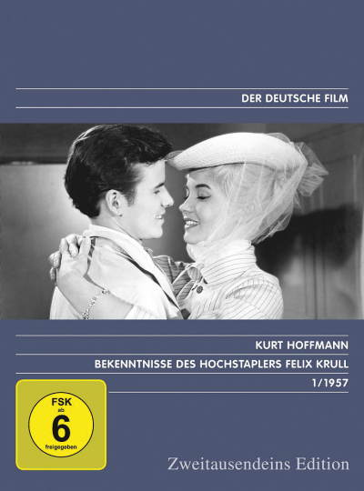 Bekenntnisse des Hochstaplers Felix Krull. DVD.