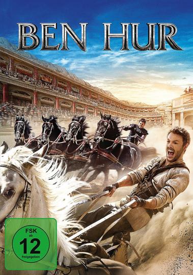 Ben Hur. DVD.