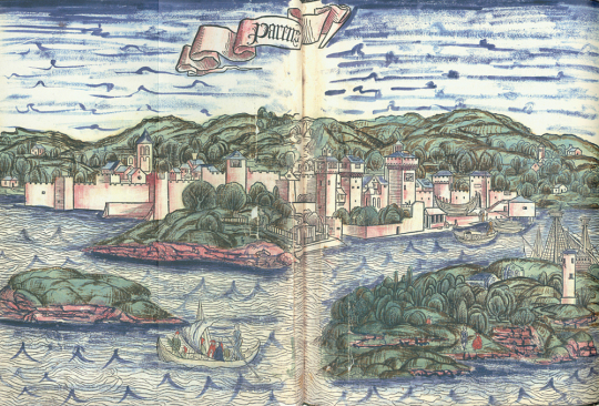 Bernhard von Breydenbach. Die Reise ins Heilige Land - Peregrinatio in terram Sanctam. Studienausgabe.