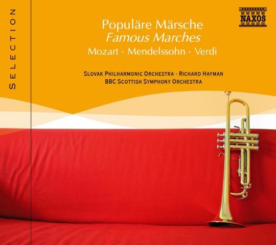 Berühmte Märsche. CD.