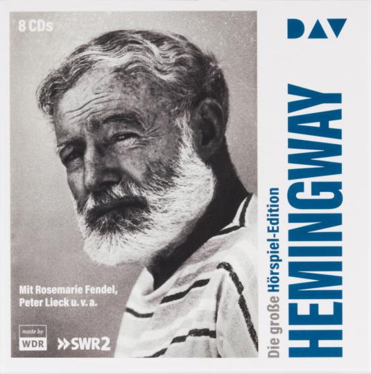 Best of Ernest Hemingway. Die große Hörspieledition. 8 CDs.