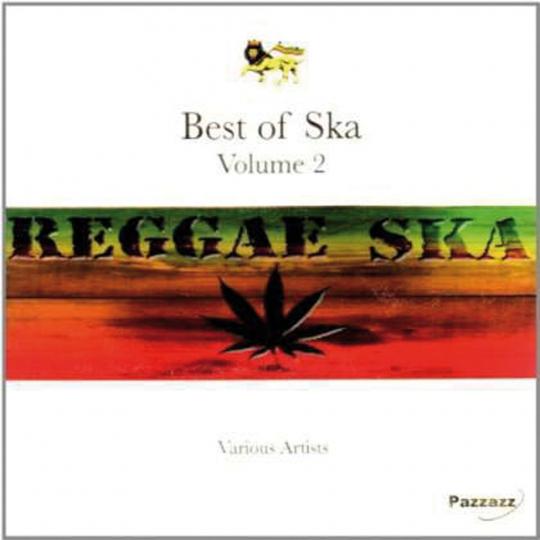 Best Of Ska-Reggae Vol. 2. CD.
