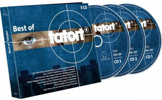 Best Of Tatort. 3 CDs.