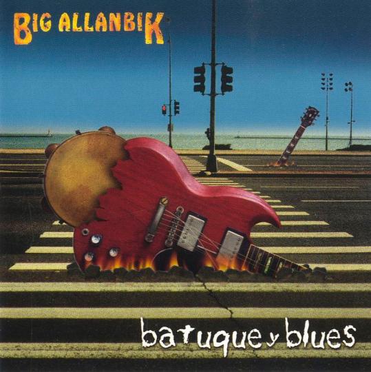 Big Allanbik. Batuque Y Blues. CD.