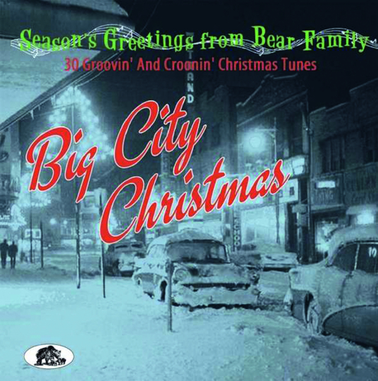 Big City Christmas. CD.