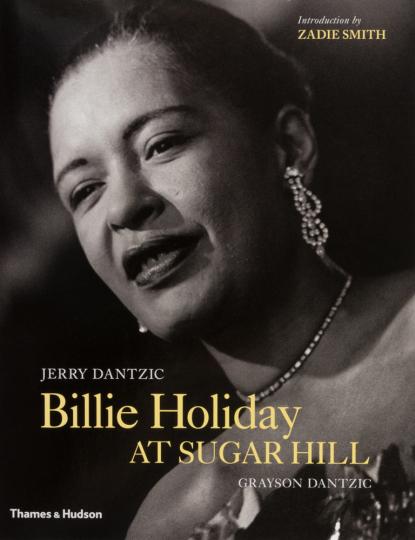 Billie Holiday at Sugar Hill.