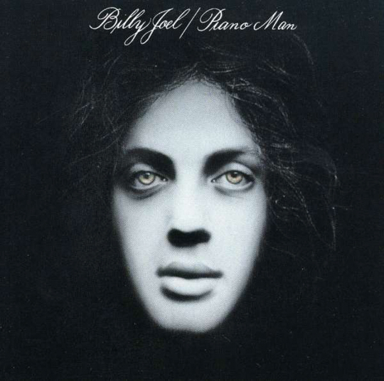 Billy Joel. Piano Man. CD.