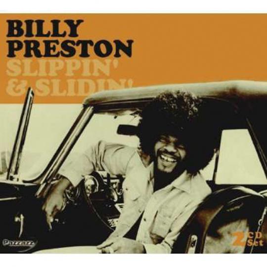 Billy Preston. Slippin' & Slidin'. 2 CDs.
