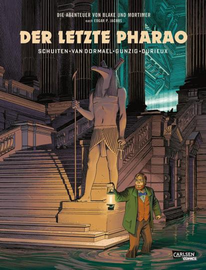 Blake und Mortimer Spezial 1. Der letzte Pharao.