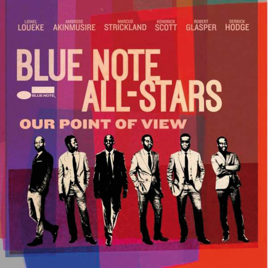 Blue Note All-Stars. Our Point of View. 2 CDs.