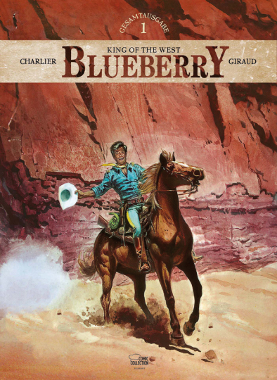 Blueberry. Collector's Edition 01.