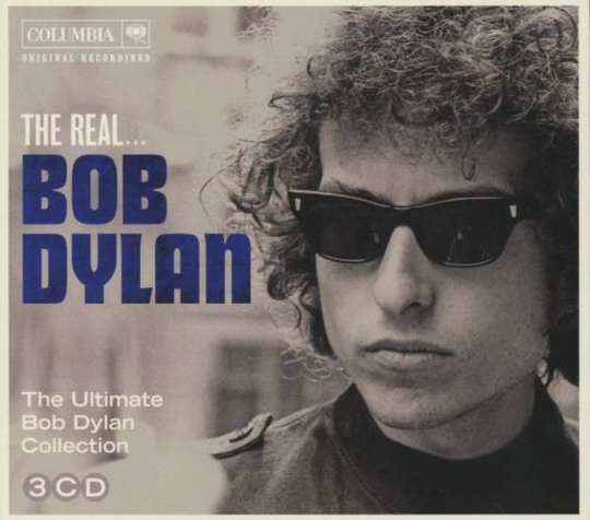 Bob Dylan. The Real... Bob Dylan. 3 CDs.