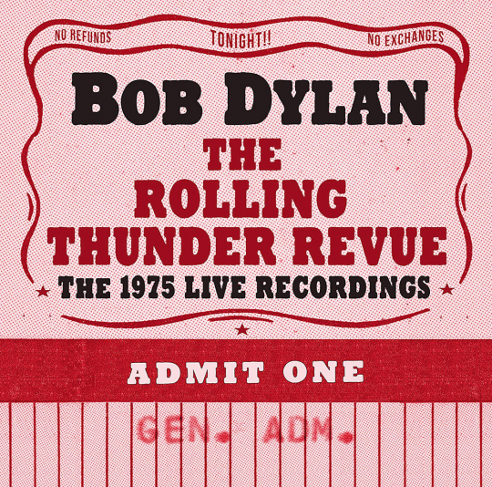 Bob Dylan. The Rolling Thunder Revue - The 1975 Live Recordings. 14 CDs.