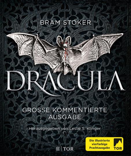 Bram Stoker. Dracula. Große kommentierte Ausgabe.