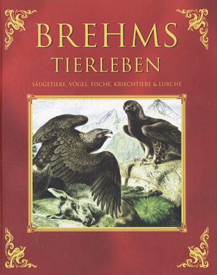 Brehms Tierleben Säugetiere, Vögel, Fische, Kriechtiere & Lurche