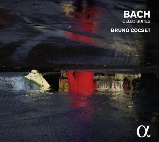 Bruno Cocset spielt Johann Sebastian Bach. Cellosuiten BWV 1007-1012. 2 CDs.
