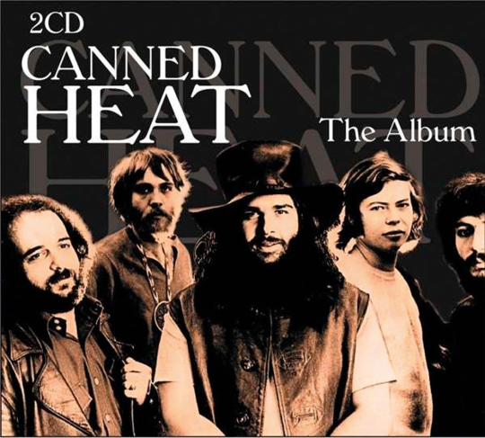 Canned Heat. The Album. 2 CDs.