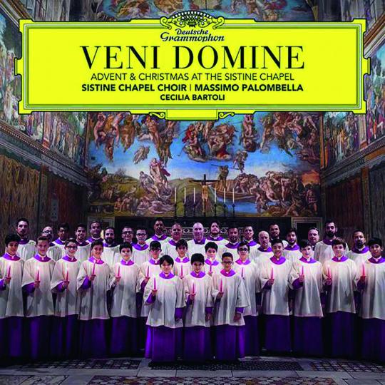Cappella Sistina. Veni Domine. CD.