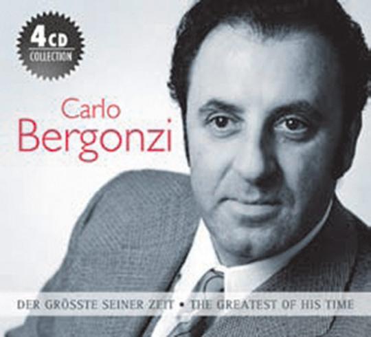Carlo Bergonzi. Der Größte seiner Zeit.