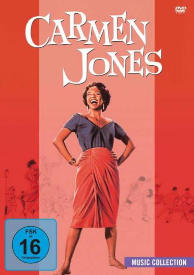 Carmen Jones. DVD.