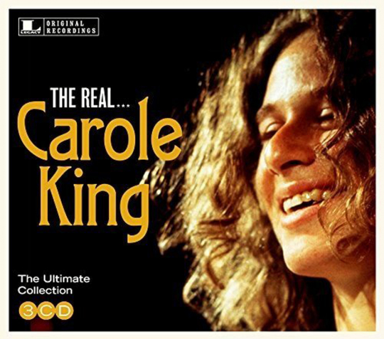Carole King. The Real...Carole King. 3 CDs.
