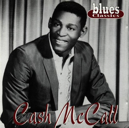 Cash McCall. Blues Classics. CD.