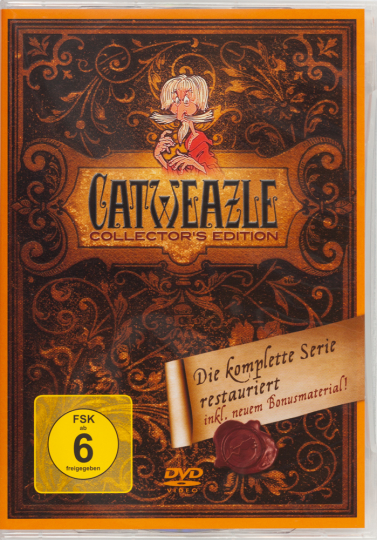 Catweazle Staffel 1 & 2 (Collector's Edition). 6 DVDs.
