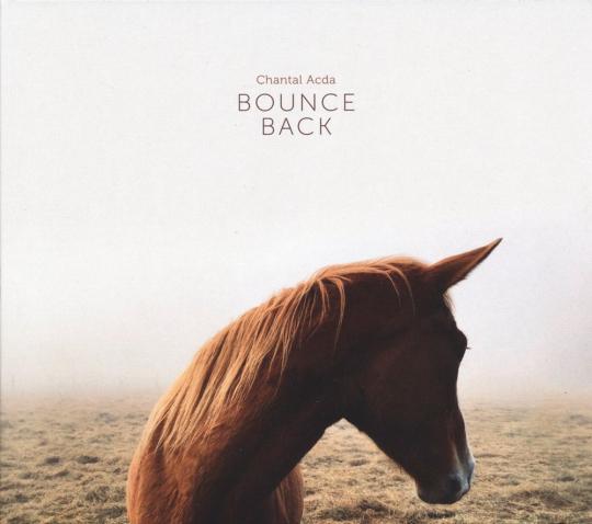 Chantal Acda. Bounce Back. Vinyl LP + CD.