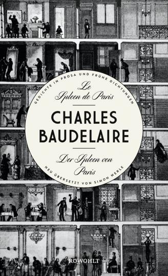 Charles Baudelaire. Le Spleen de Paris - Der Spleen von Paris.