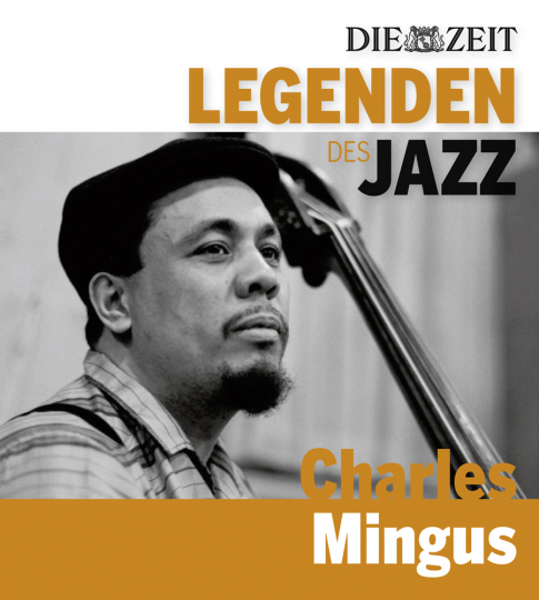 Charles Mingus. Legenden des Jazz. CD.
