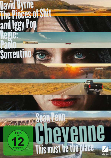 Cheyenne. This must be the place. DVD.