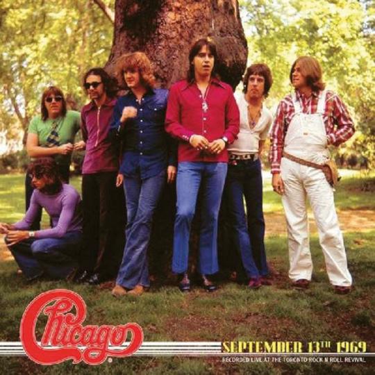 Chicago. September 13th 1969. LP.