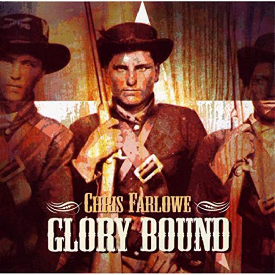 Chris Farlowe. Glory Bound. CD.