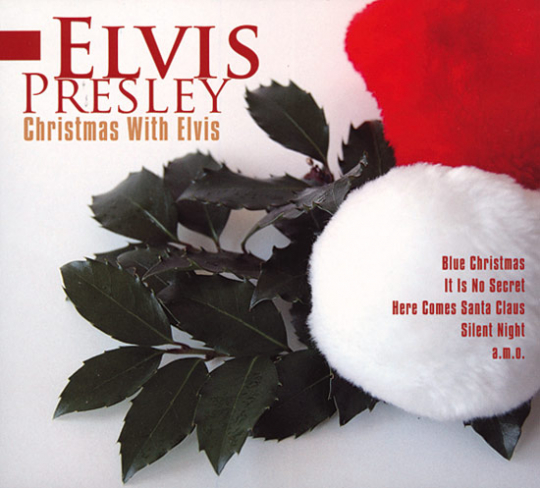 Christmas with Elvis. CD.
