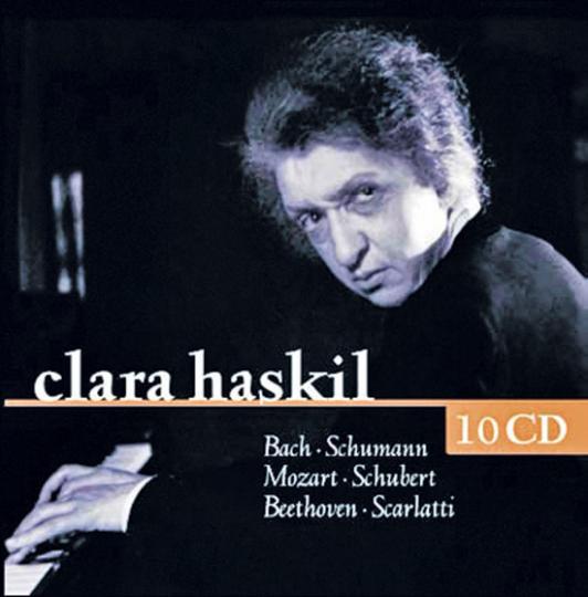 Clara Haskil.