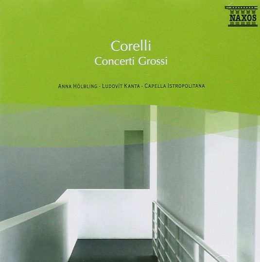 Corelli. Concerti Grossi. CD.