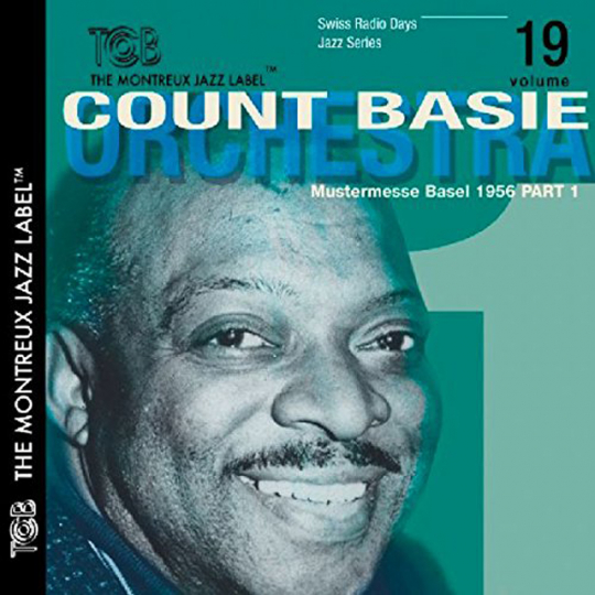 Count Basie. Basel 1956 Part 1. CD.