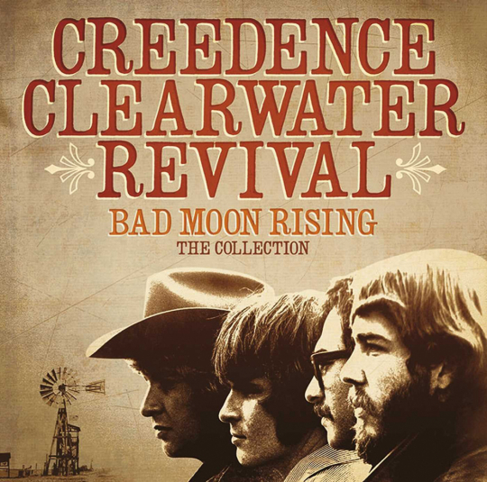 Creedence Clearwater Revival. Bad Moon Rising: The Collection. CD.