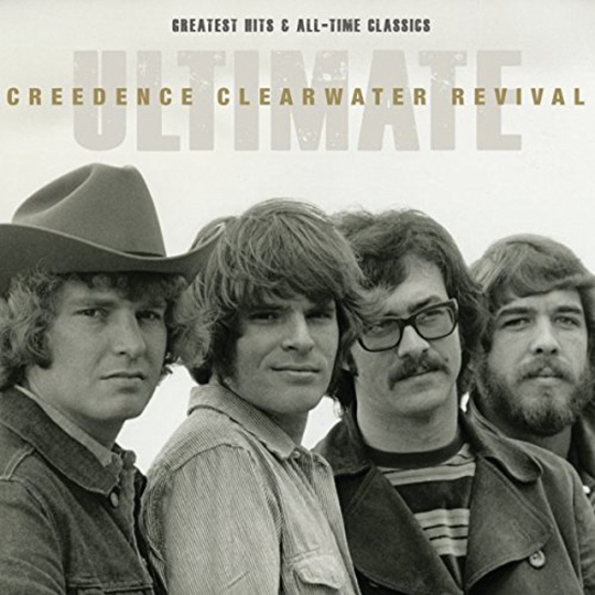 Creedence Clearwater Revival. Greatest Hits & All-Time Classics. 3 CDs.