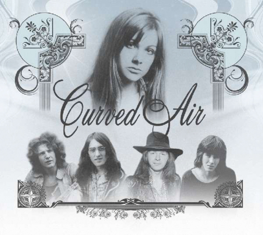 Curved Air. Retrospective 1970 - 2005. 2 CDs.