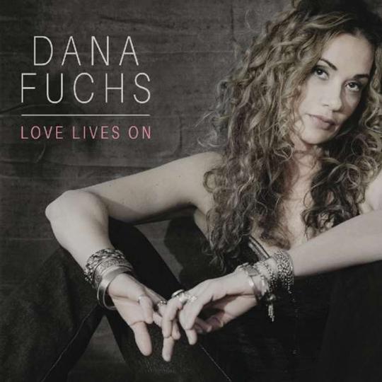 Dana Fuchs. Love Lives On. CD.