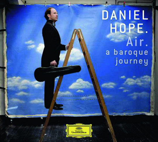 Daniel Hope. Air (A Baroque Journey). CD.