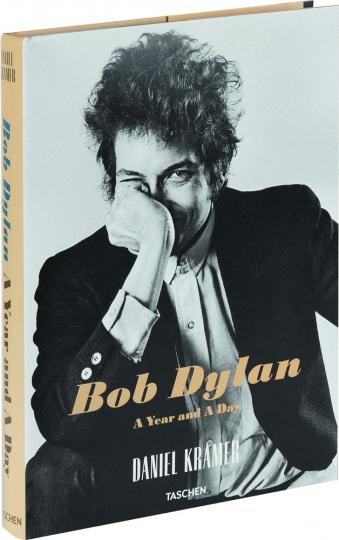 Daniel Kramer. Bob Dylan. A Year and a Day.