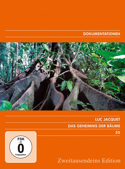 Das Geheimnis der Bäume. DVD.