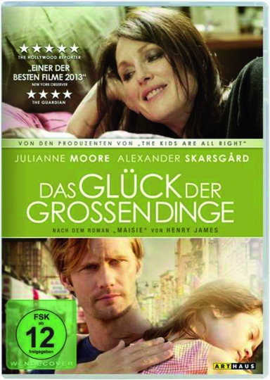 Das Glück der großen Dinge. DVD.