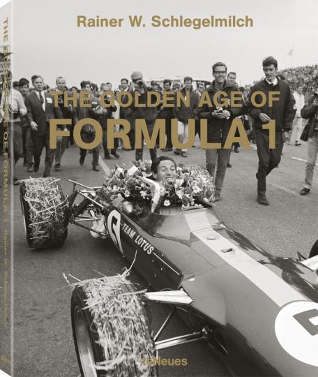 Das Goldene Zeitalter der Formel 1. Kleine Ausgabe.