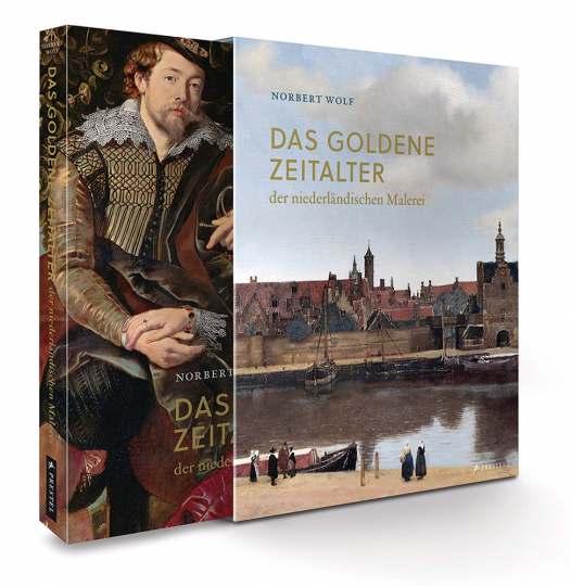 Das Goldene Zeitalter der niederländischen Malerei im 17. Jahrhundert. Prachtband im Schmuckschuber.