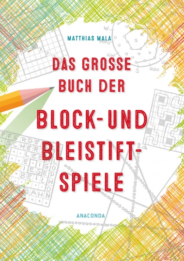 Das große Buch der Block- und Bleistiftspiele.