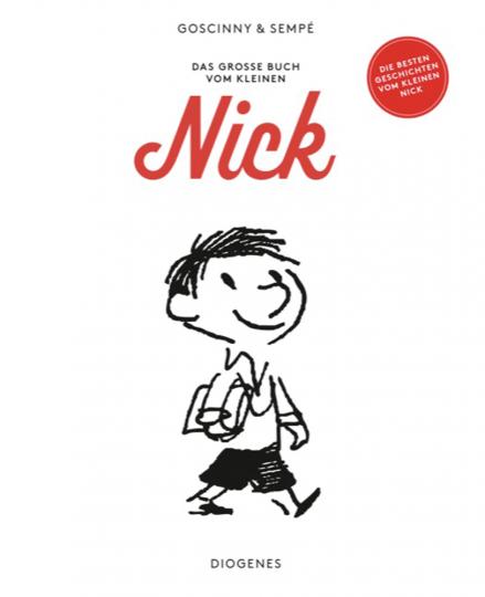 Das große Buch vom kleinen Nick.