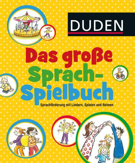 Das große Sprach-Spielbuch.